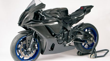 Product release: Carbonin avio and carbon fibre race fairings for Yamaha YZF-R1 2020