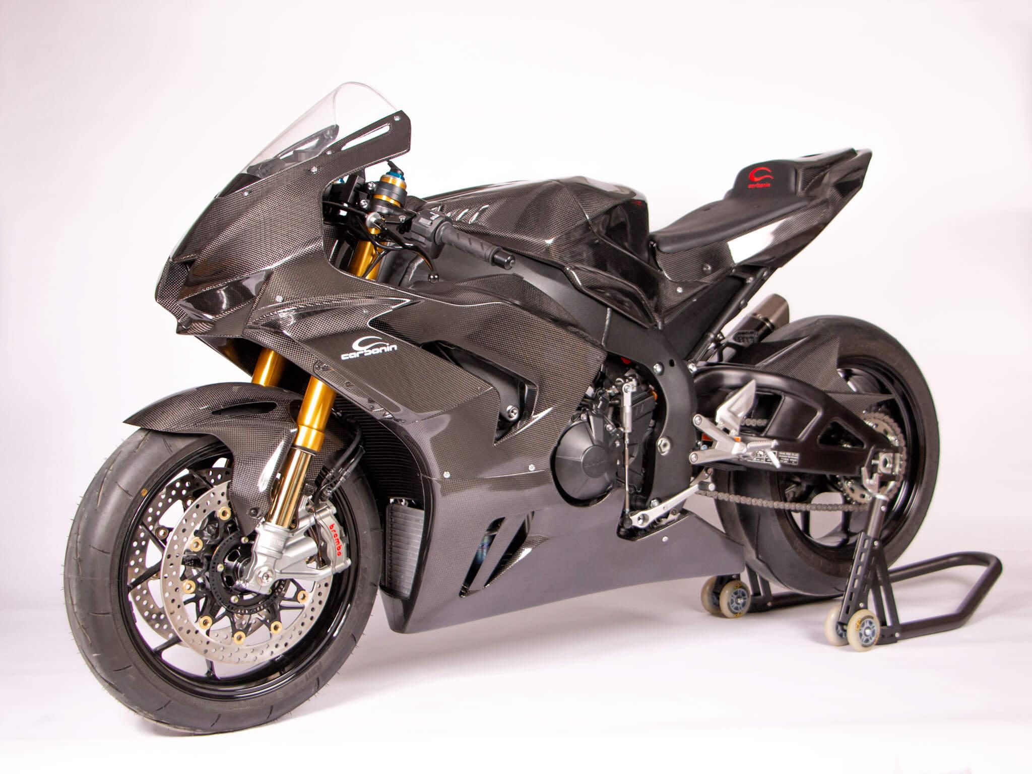 Product Release 2020 Honda Cbr1000rr R Fireblade Sp Carbonin Avio And Carbon Fibre Race Fairings Carbonin Com
