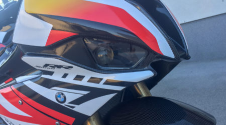 New: headlights and side stand cutouts for the BMW S1000RR 2019